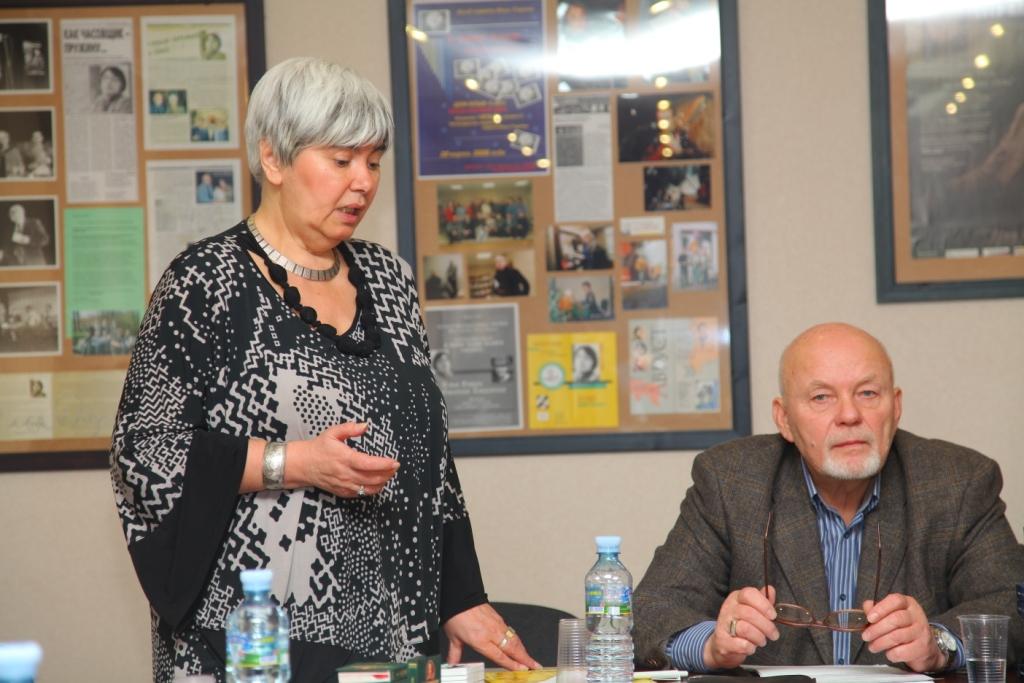 Ирина Медведева и Николай Тюрин
