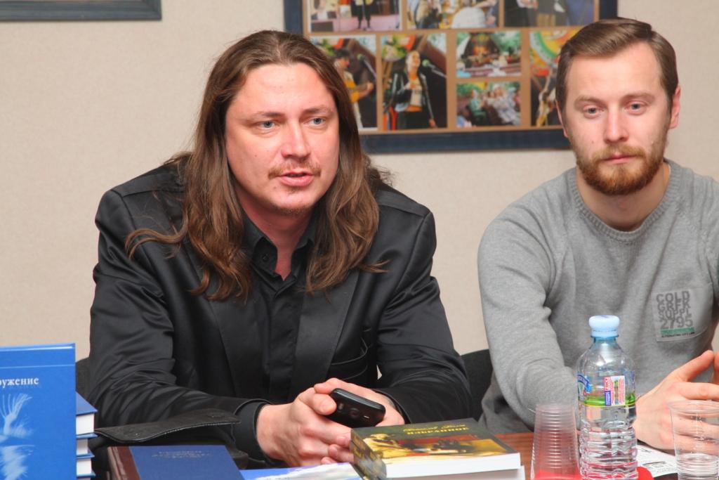 Итоги ИЛЬЯ-ПРЕМИИ'2012 — Николай Владимирович Захаров и Константин Николаевич Кислицын