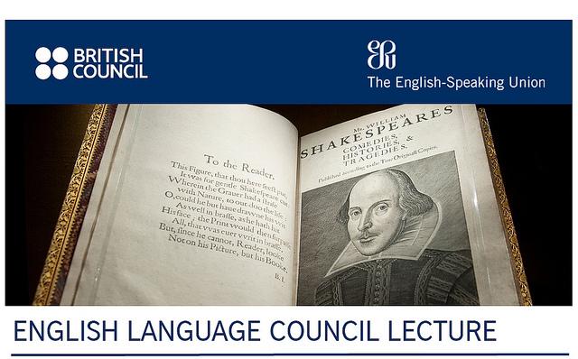 Лекция Бена Кристала «Говоря на великолепном и прекрасном языке Шекспира»