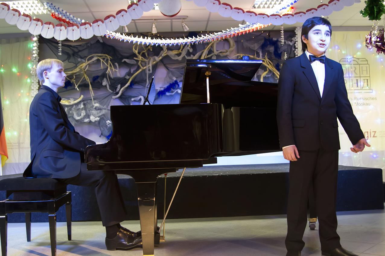 Тимур Гоюшов и Андрей Дубов