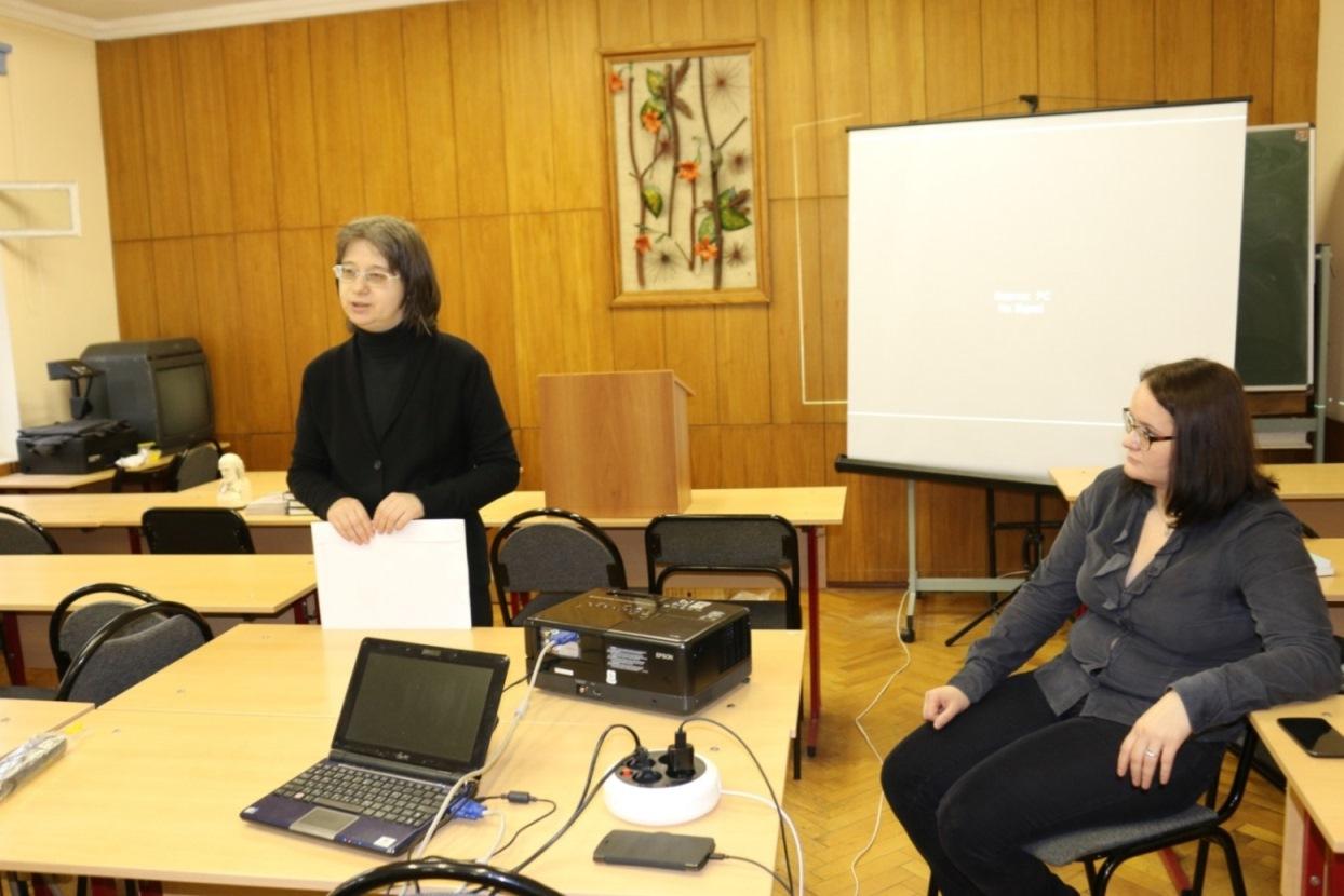 В. С. Флорова и И. И. Лисович. Заседание Шекспировской комиссии РАН (23.04.2015)