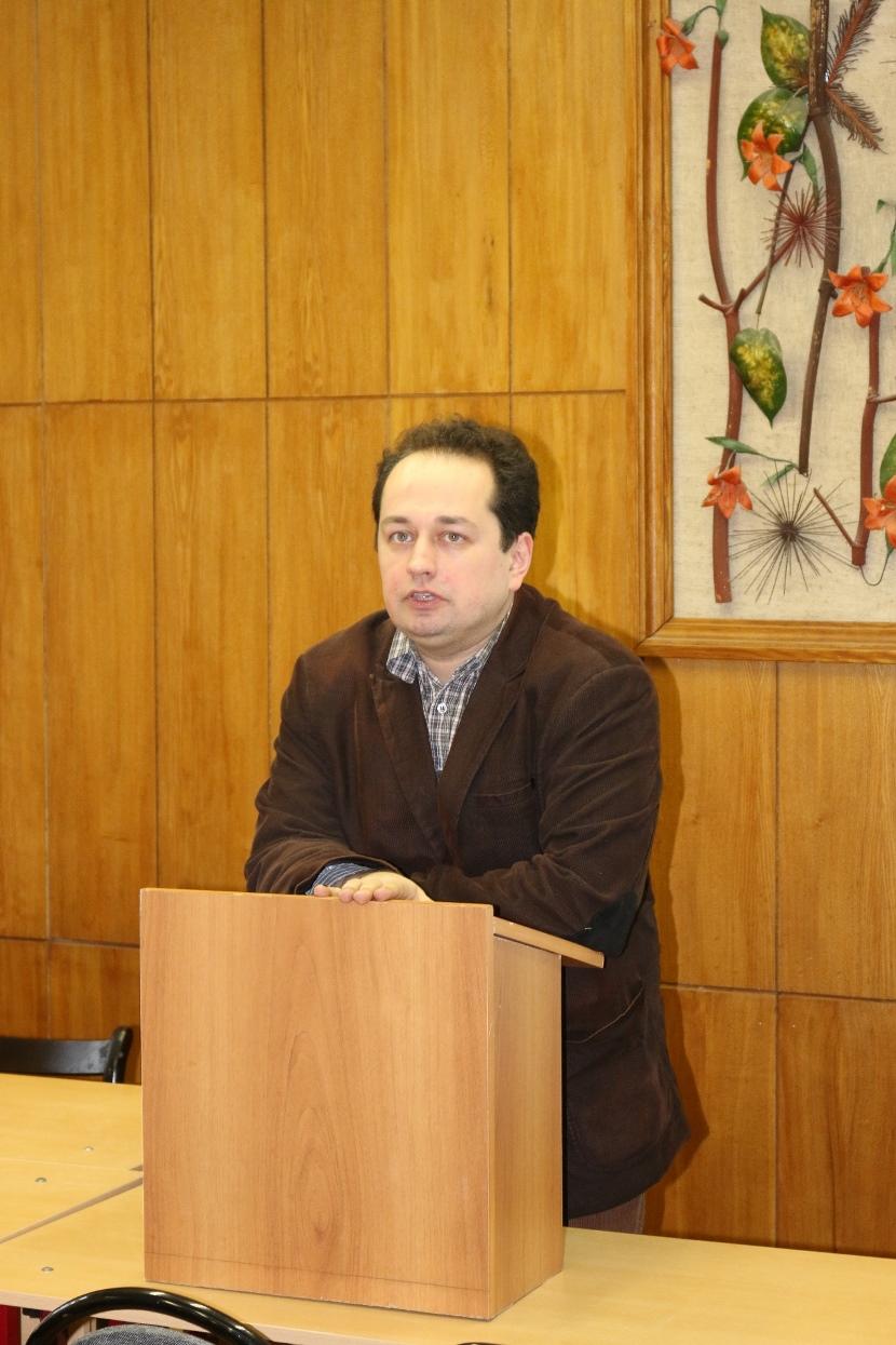 В. С. Макаров. Заседание Шекспировской комиссии РАН (23.04.2015)