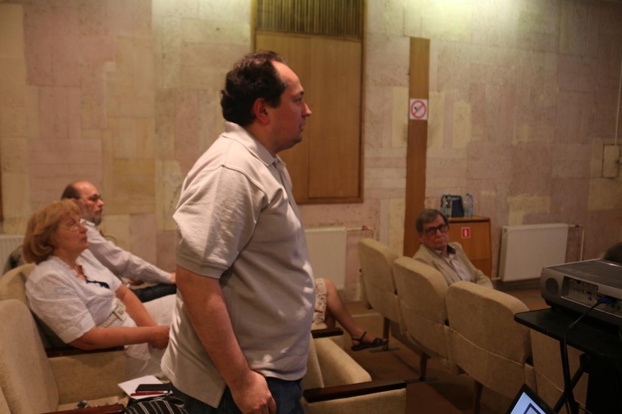 В Москве прошло первое заседание Международного научного семинара «Шекспир в междисциплинарных гуманитарных исследованиях»