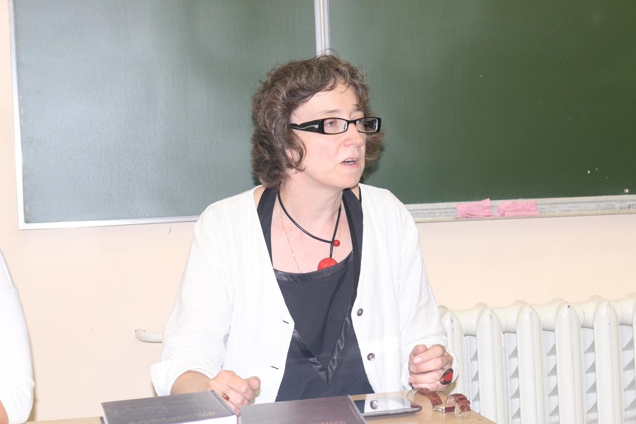 Мария Сергеевна Неклюдова