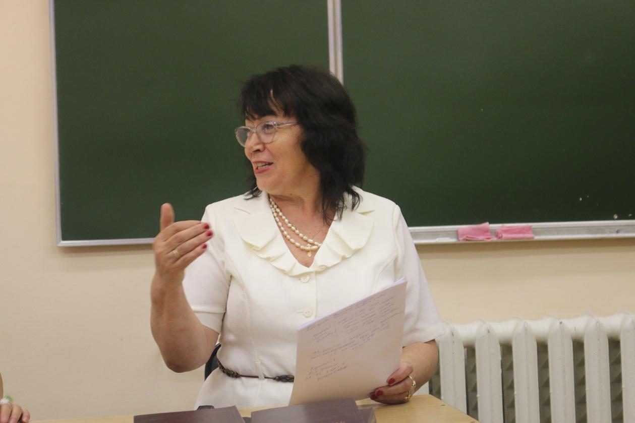 Таисия Сергеевна Паниотова