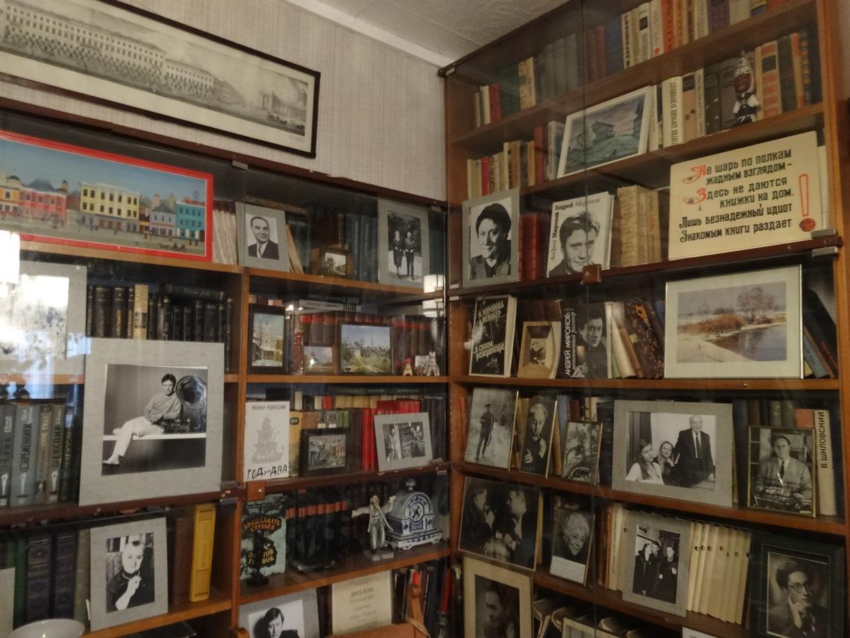 Мемориальный музей-квартира актерской семьи М. В., А. А. Мироновых — А. С. Менакера