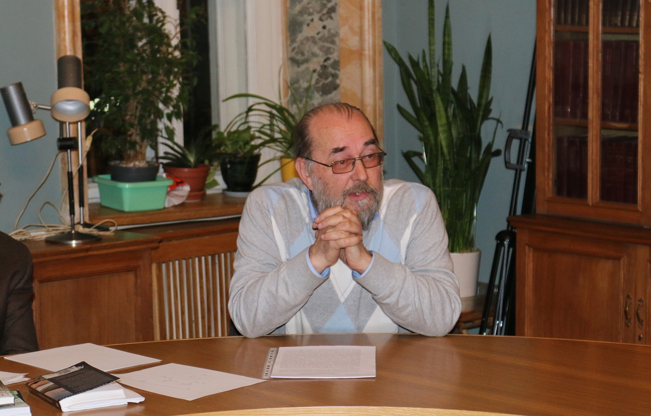 Александр Николаевич Баранов
