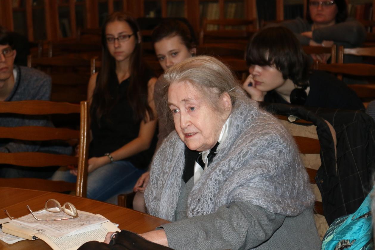 Марина Дмитриевна Литвинова