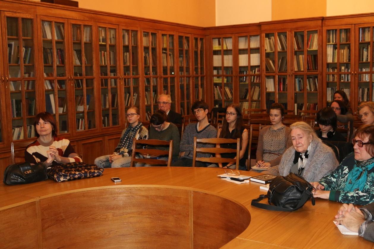 Второе заседание Международного научного семинара «Шекспир в междисциплинарных гуманитарных исследованиях» на тему «Роль перевода в изучении культуры и текста»