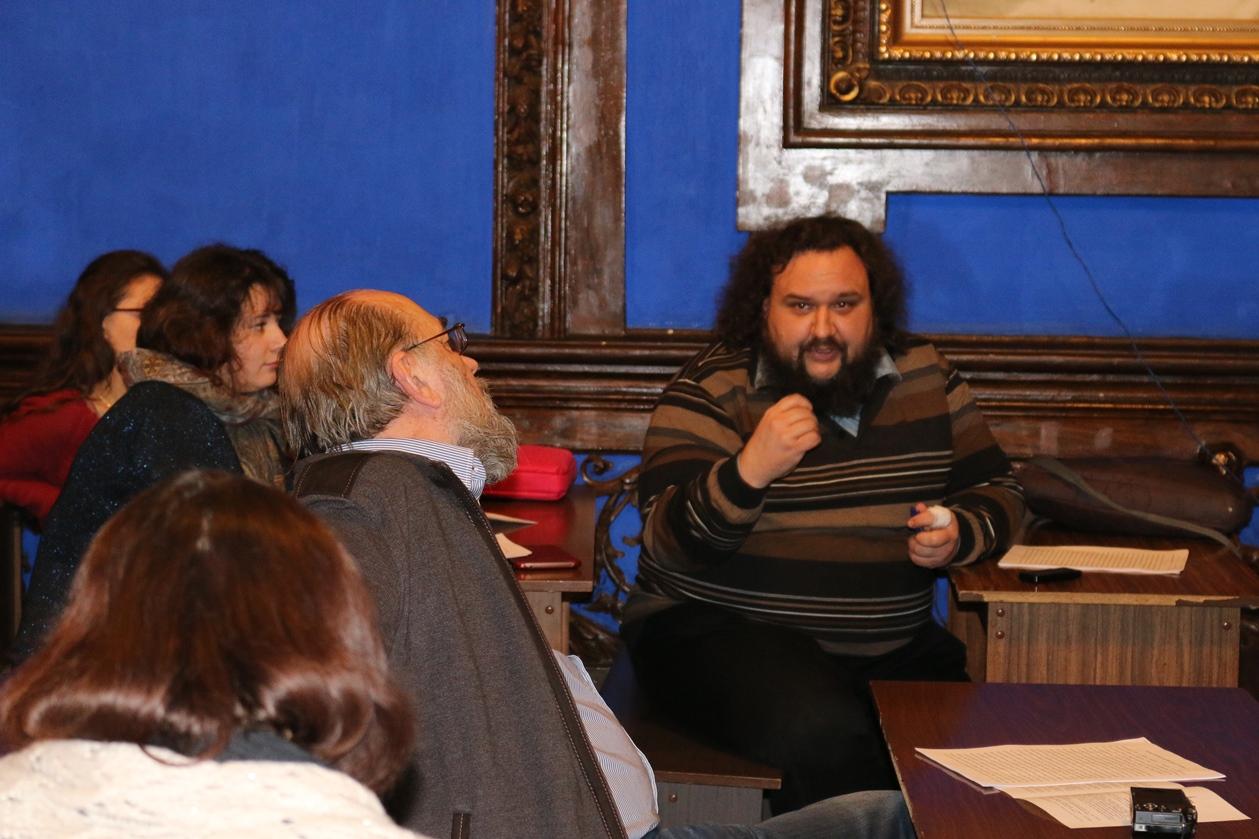 Третье заседание Международного научного семинара «Шекспир в междисциплинарных гуманитарных исследованиях»