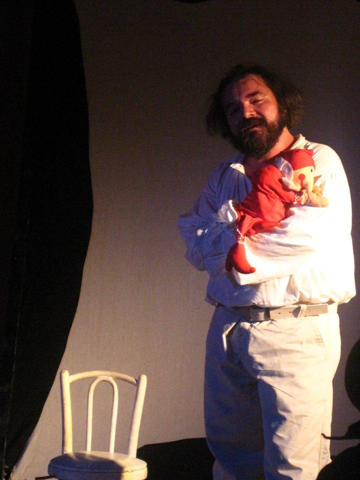 Монодрама Э. Гааза по пьесе У. Шекспира «Ричард III» в ЦДРИ