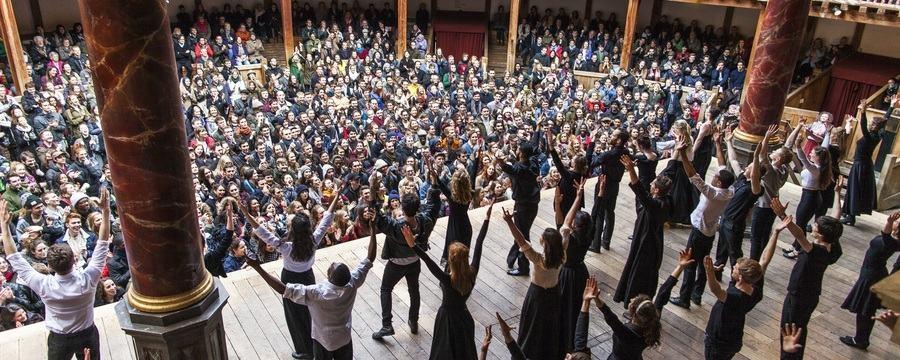 Совершенствуйте английский язык, изучая жизнь и творчество Уильяма Шекспира: новый МООК от Британского совета