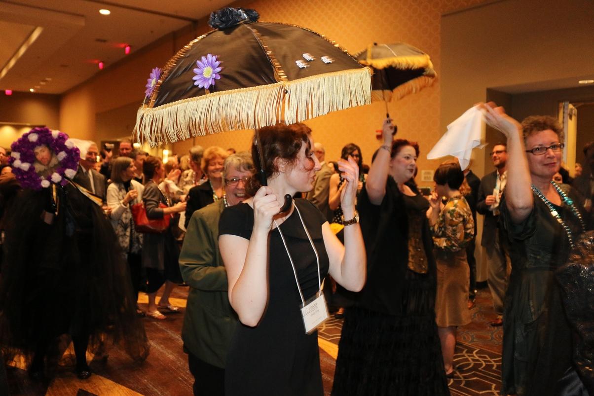 44-й ежегодный съезд Шекспировской ассоциации Америки