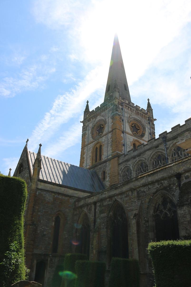 Церковь Святой Троицы (Holy Trinity Church)