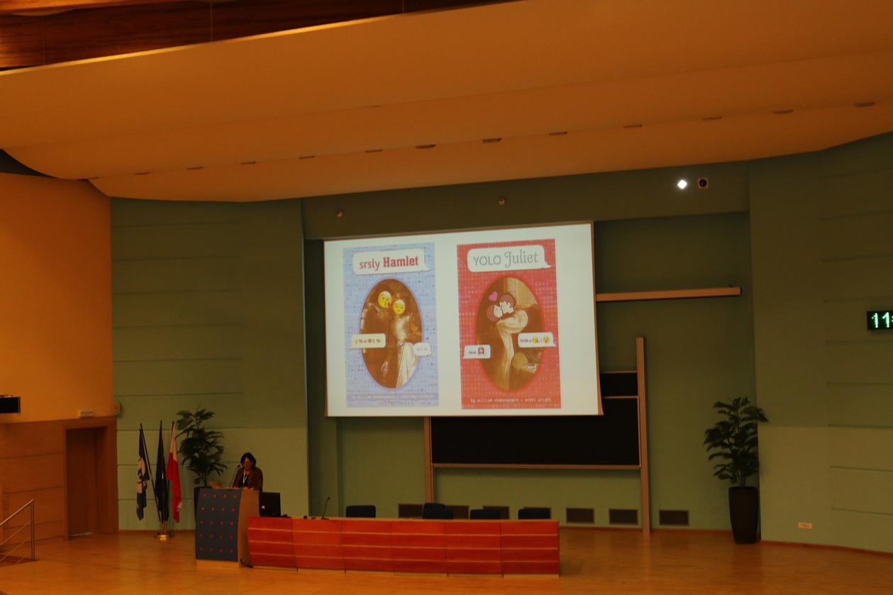 IX конференция Европейской шекспировской исследовательской ассоциации «Шекспир и европейские театральные культуры: (ан)атомизация текста и сцены»