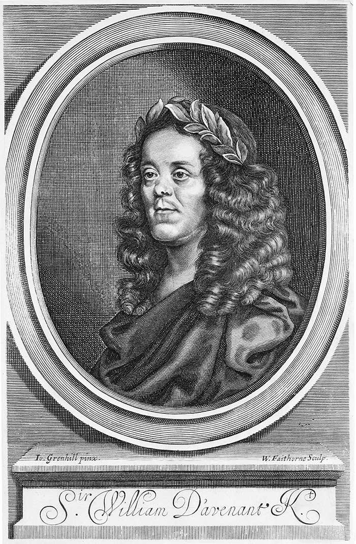 Уильям Давенант