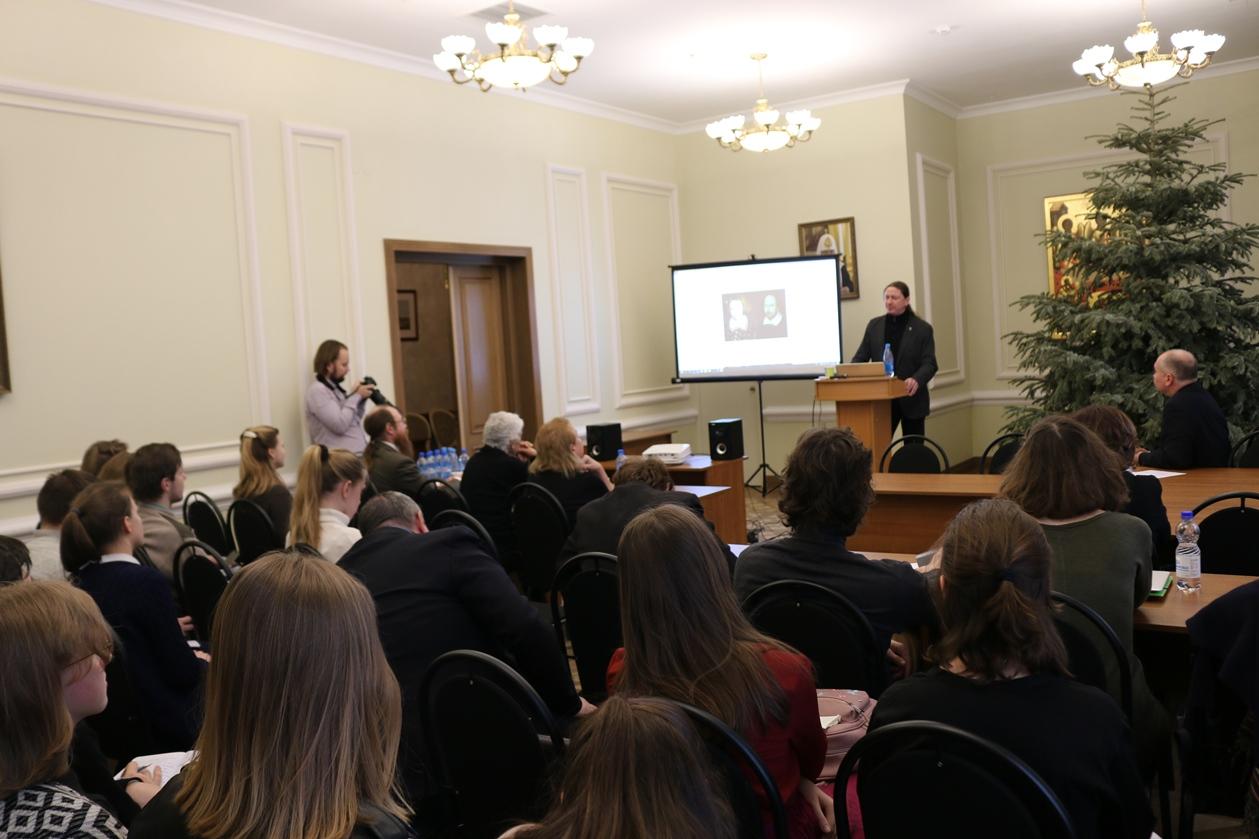 На XXIX Ежегодной богословской конференции в ПСТГУ были представлены доклады о У. Шекспире и К. Марло