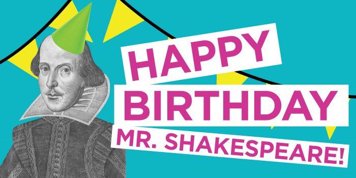 457-летие Уильяма Шекспира