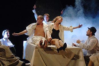 Гамлет мхт им чехова фото итар тасс