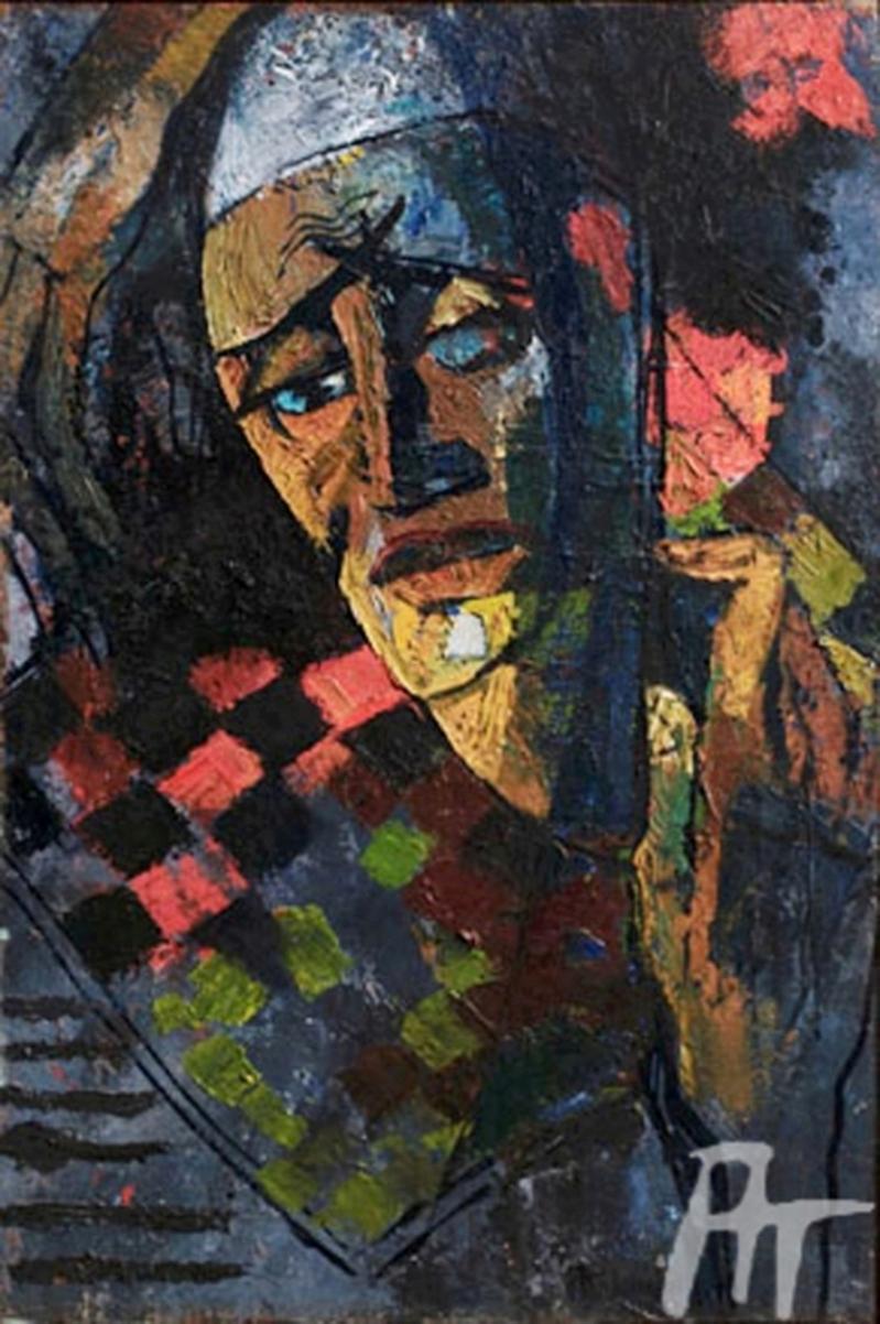 """Выставка «Александр Тихомиров: """"Не иду дорогой всех…""""»"""